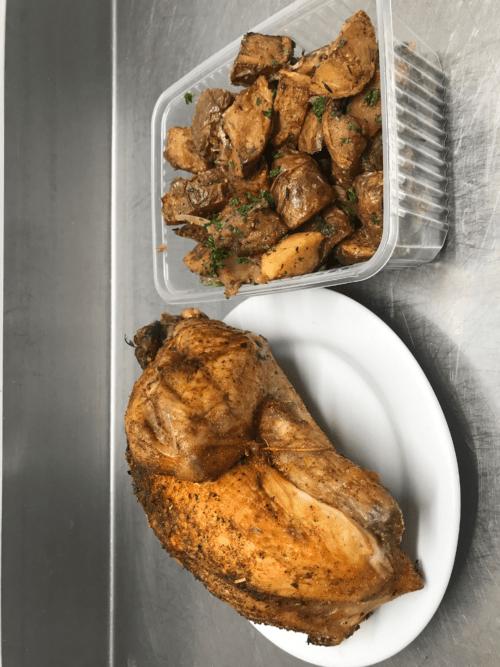 formule poulet