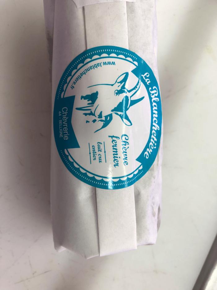 buchette chèvre
