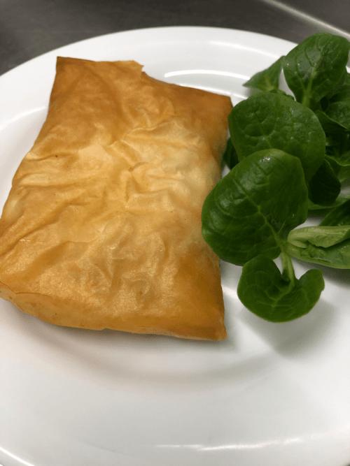 Feuillantine de fromage